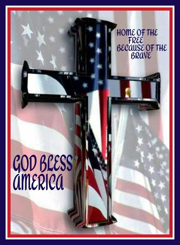 Pin By Dawn Viars Schofield On 4th Of July God Bless America Wooden Door Hangers Wooden Doors