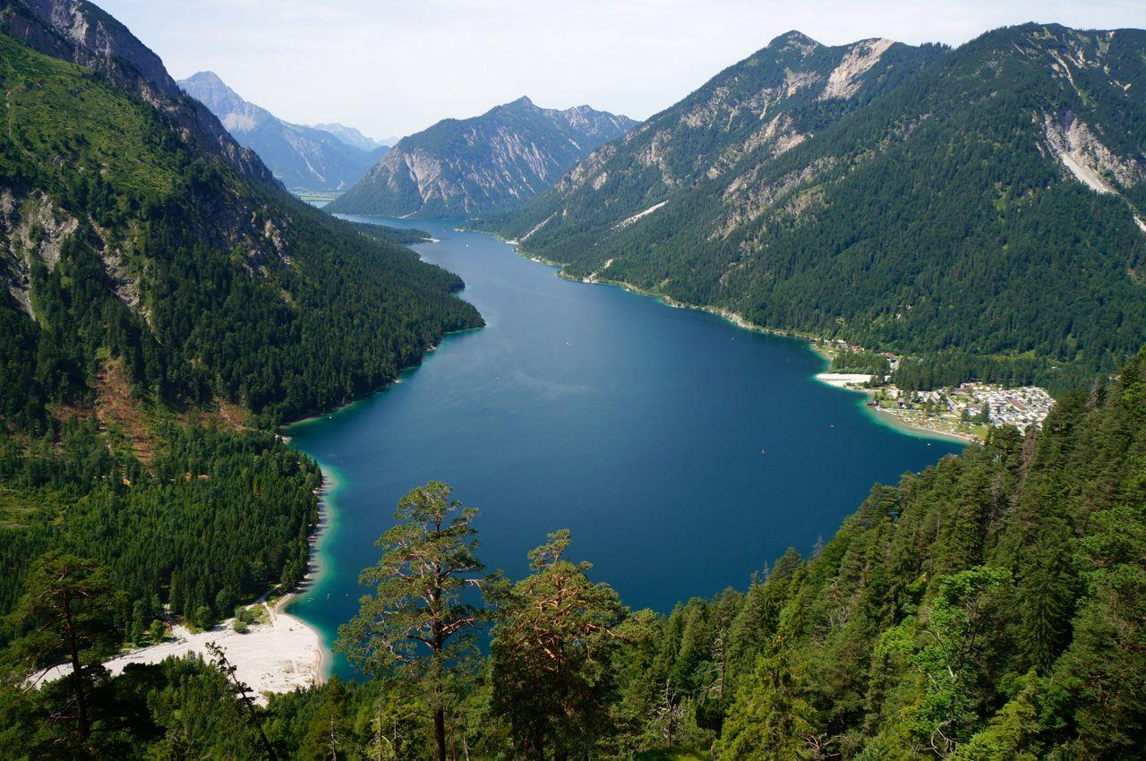 Einsame Bergtour Auf Das Schonjochl Am Plansee Bergtour Schone Orte Orte Zum Besuchen
