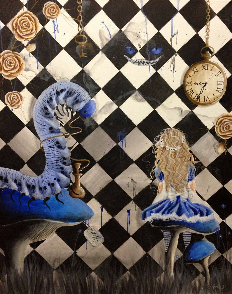 Alice's Adventures in Wonderland by Paige [©2013]