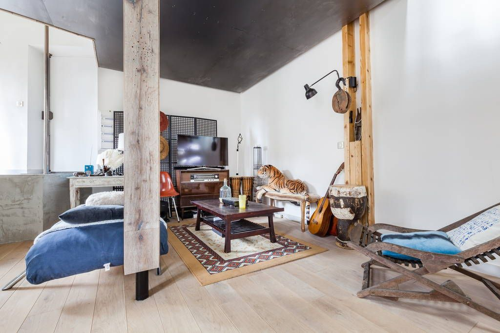 LA CABANE - LOFT PARIS - Apartamentos para Alugar em Pantin