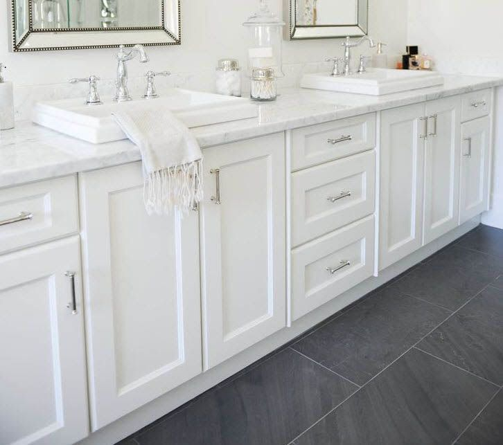 Bathroom flooring ideas– to offer your flooring area the ...
