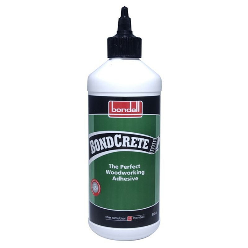 Bondall 500ml Bondcrete Cement Additive Adhesives Etc