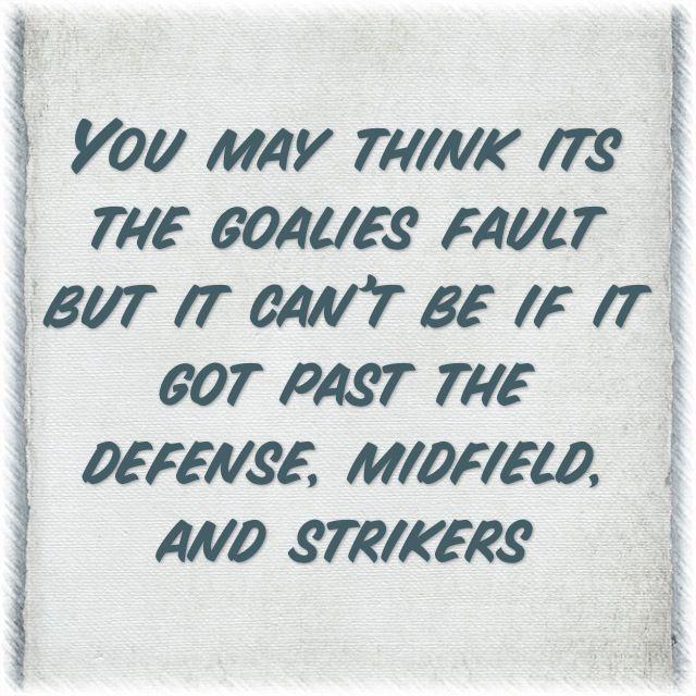 Soccer Goalie Motivati...
