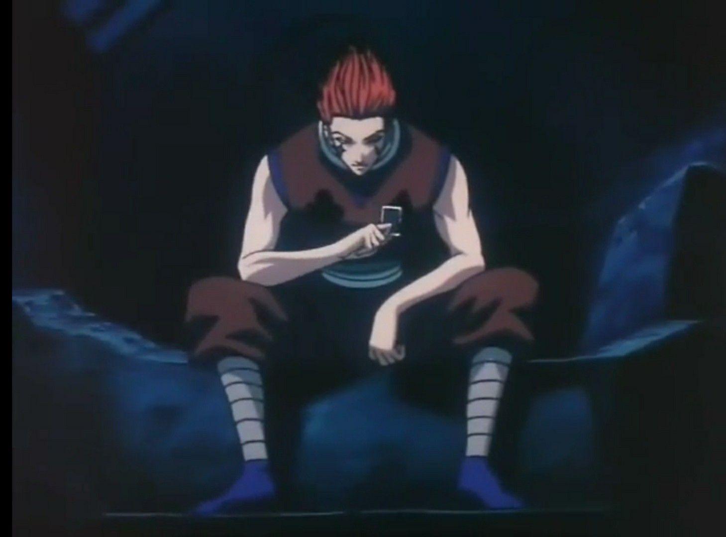 Hisoka Hxh 1999 Hisoka Anime 90s Anime