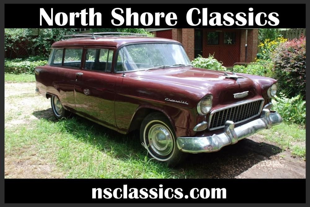 Used 1955 Chevrolet Station Wagon For Sale | 55-56-57 Chevy Wagons ...