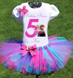 frozen party outfit ideas - Google Search