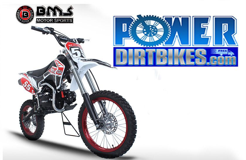 Bms Dirt Bike Free Shipping Nationwide We Carry Many Brands Such As Ssr Tao Tao Bms Hisun Odes Coug Apollo Dirt Bike Dirt Bikes For Sale 125 Dirt Bike