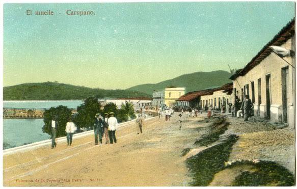 Puerto de Carupano