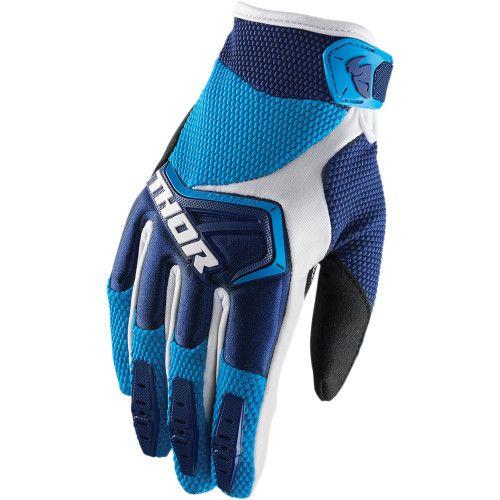ThorMX Spectrum Glove Navy/Blue/White