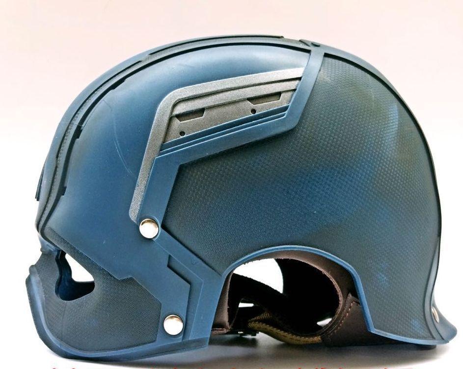 Cattoys 1//1 Mask  Helmet For Captain America Cosplay New