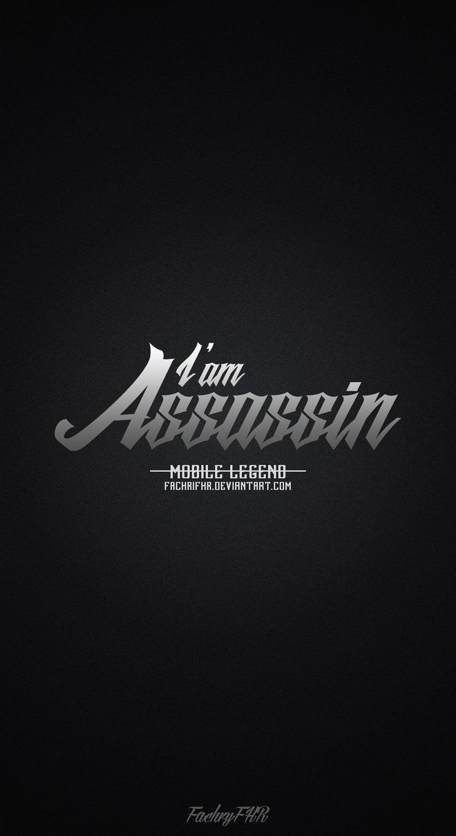 Wallpaper Phone Role Assassin Mobile Legend by FachriFHR