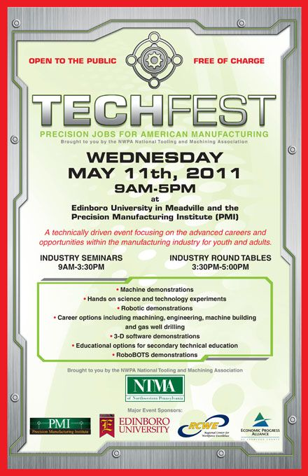 TechFest Event Poster Campaigns \ Events Pinterest - invitation card event