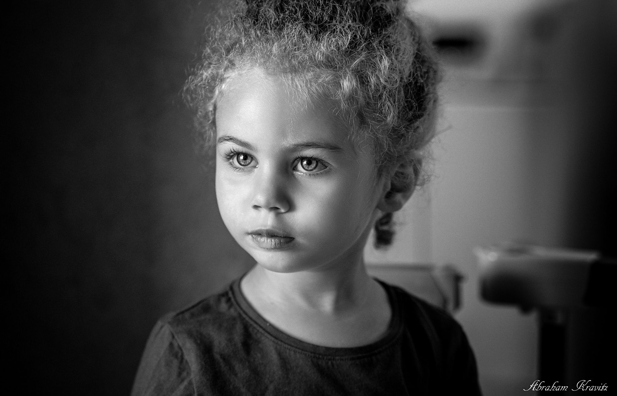 Photograph Maïssa Blue by Abraham Kravitz on 500px