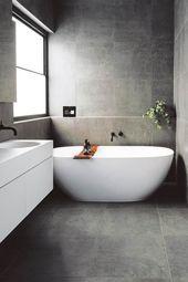 56 Sensational Small Bathroom Ideas On A Budget 33 In 2020 Bathroom Tile Designs Bathroom Inspiration Trendy Bathroom