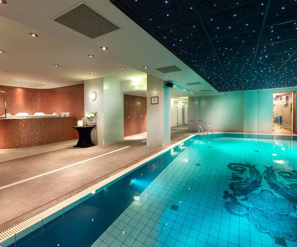 Grand Hotel Amrath - Amsterdam Best hotel SPA, pool and