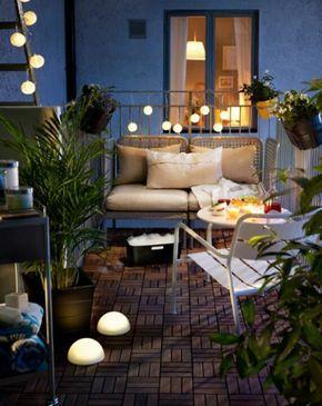 5 Ideas Para Decorar Una Pequeña Terraza Urbana Balconies