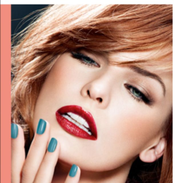 L'oreal Spring 2012 look
