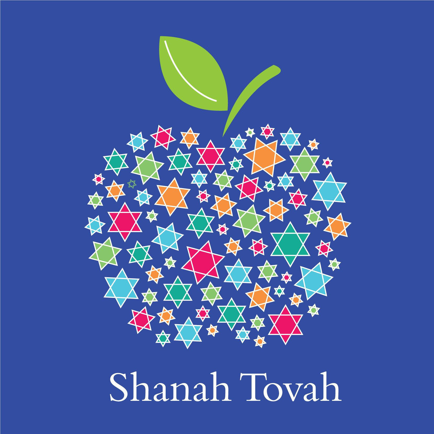 Rosh hashana shanah tovah happy new year jewish greetings cards rosh hashana shanah tovah happy new year kristyandbryce Choice Image