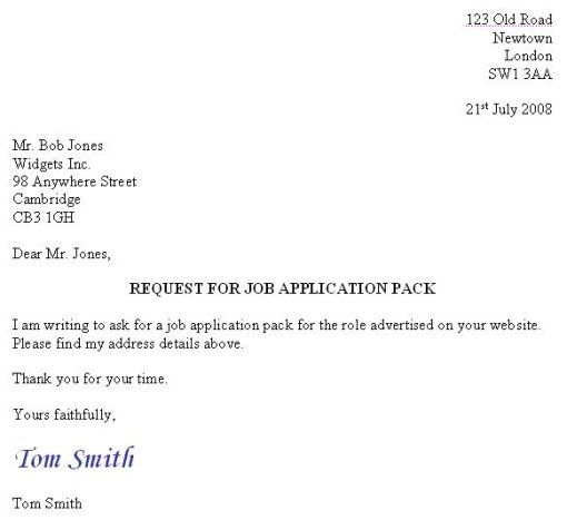 How To Format A Uk Business Letter English Letter Writing Format