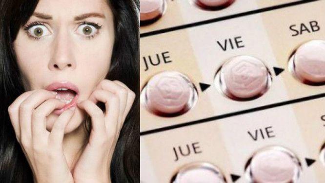Que pasa si me olvida una pastilla anticonceptiva