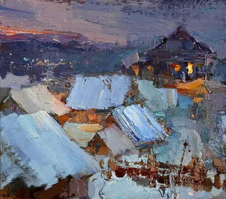 Slava Korolenkov, Russian painter   Russian Art   Art ...
