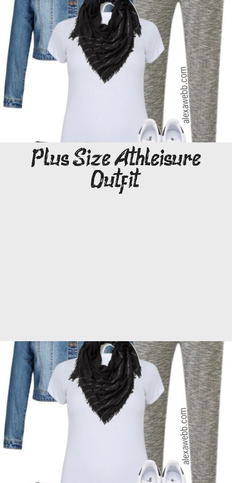 Plus Size Athleisure Outfit – Fashion