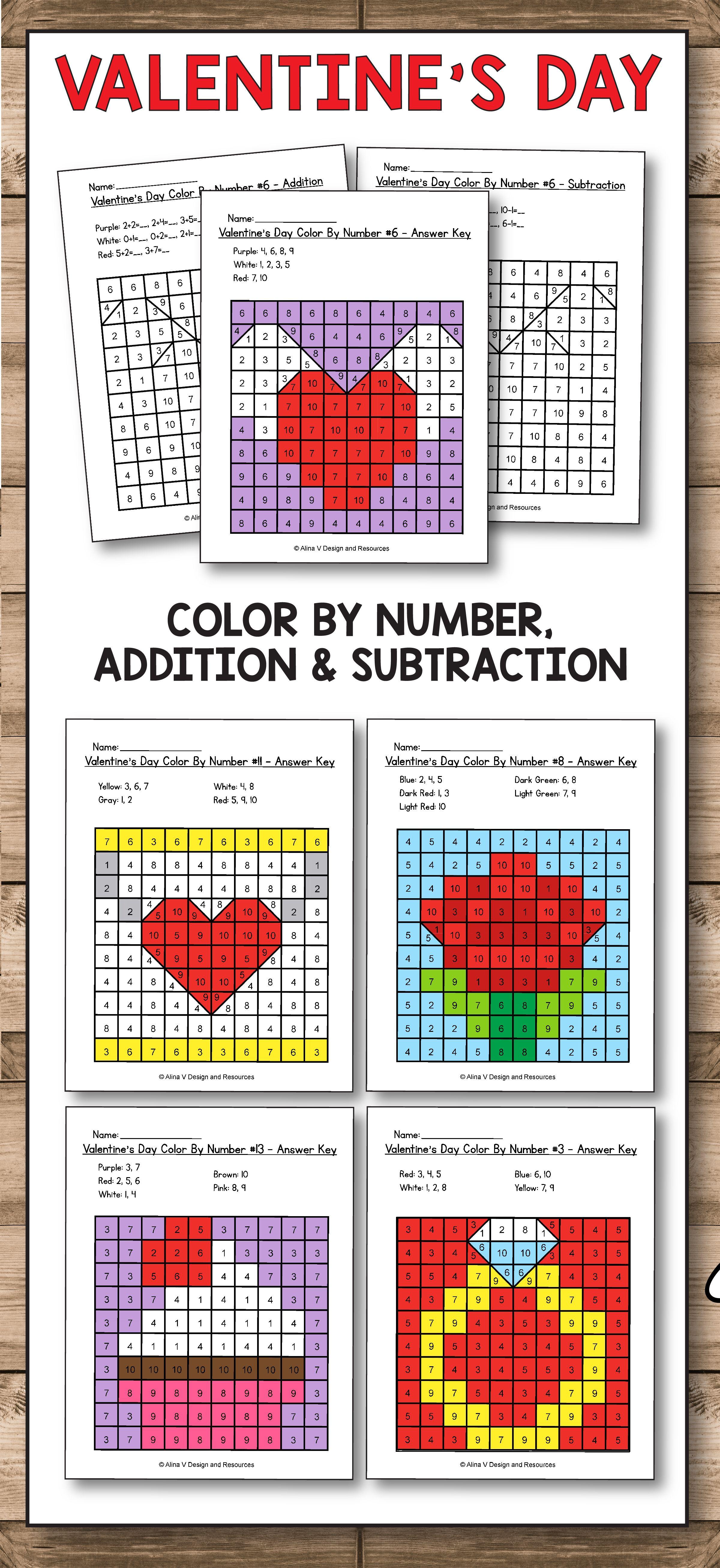 Valentine S Day Activities For Kindergarten