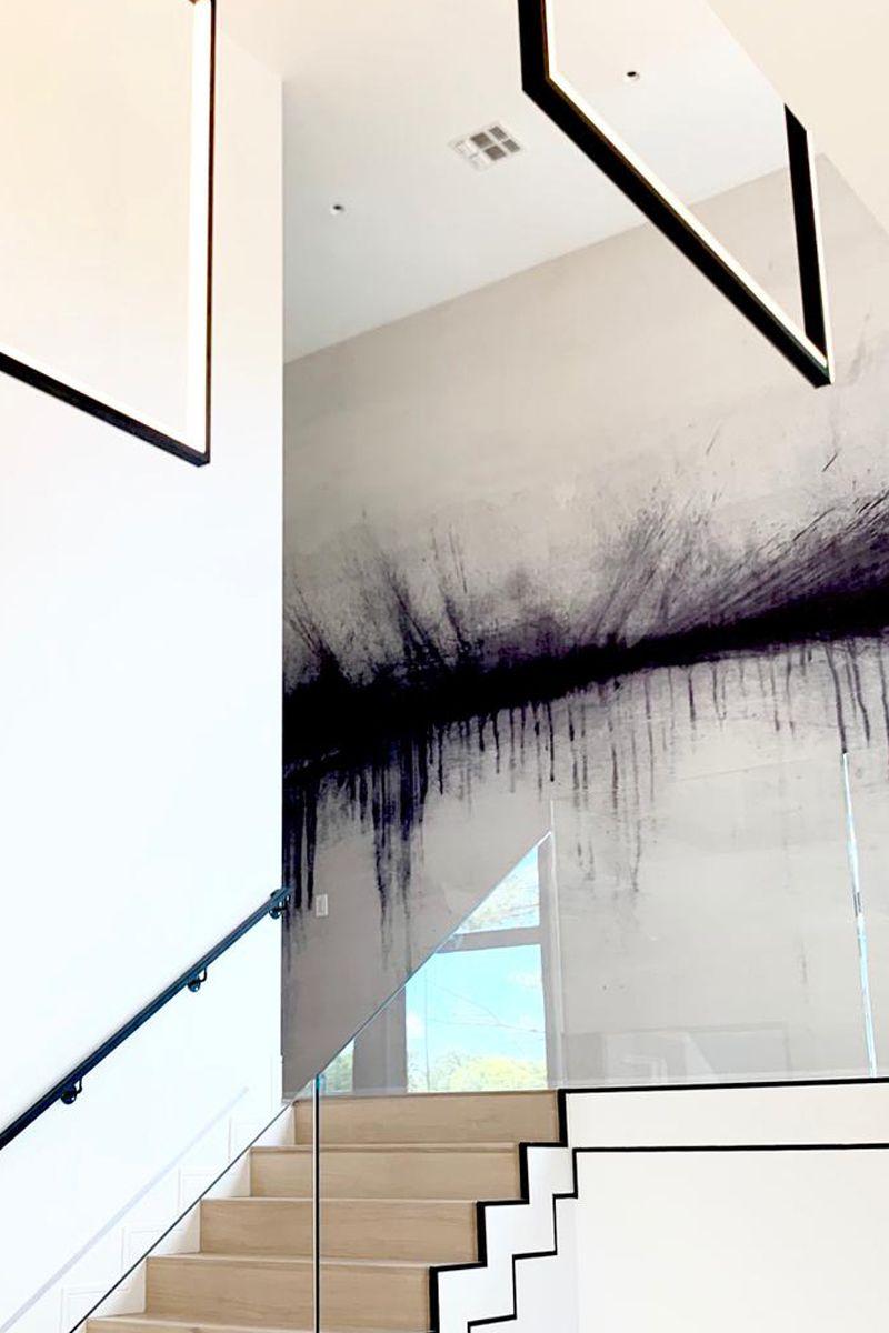 Look のアーティストシリーズ Eclipse Lkas056 を個人住宅に
