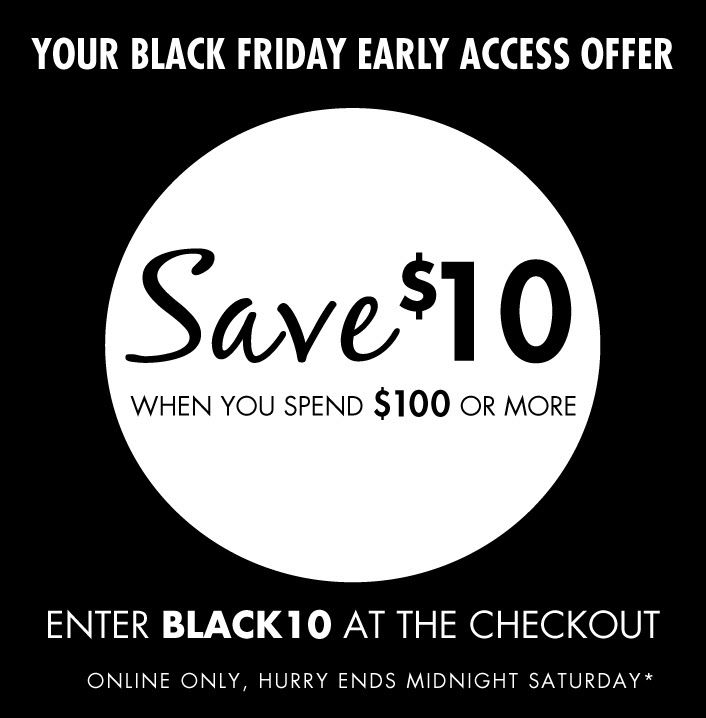 Bargain   Save $10   When You Spend $100 Or More @ Bras N Things. ArmBlack  FridayAccessoriesFashion