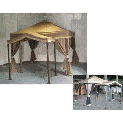 Expo Design Double Square Garden House Replacement Canopy · Gazebo Replacement CanopyGarden OasisSquares  sc 1 st  Pinterest & Expo Design Double Square Garden House Replacement Canopy ...