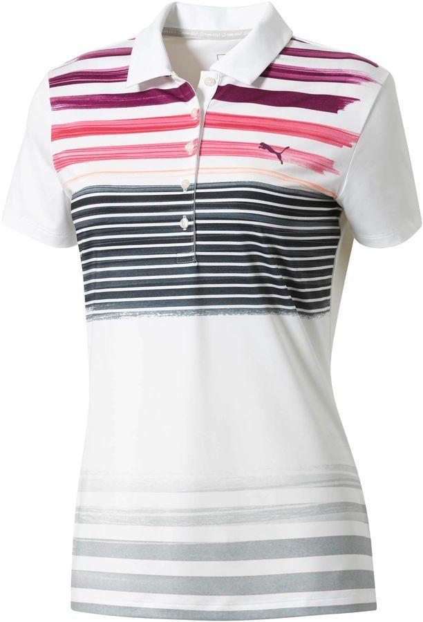 96b977a3ee0a45 Puma Roadmap Golf Polo Shirt