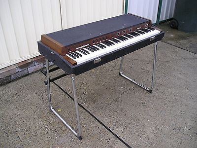 viscount intercontinental vintage retro electric electronic piano 7 stand 70 39 s tabi cat. Black Bedroom Furniture Sets. Home Design Ideas