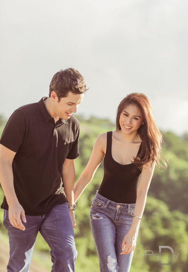 PHOTOS: Dani Barretto and Xavi Panlilio's rustic-themed ...