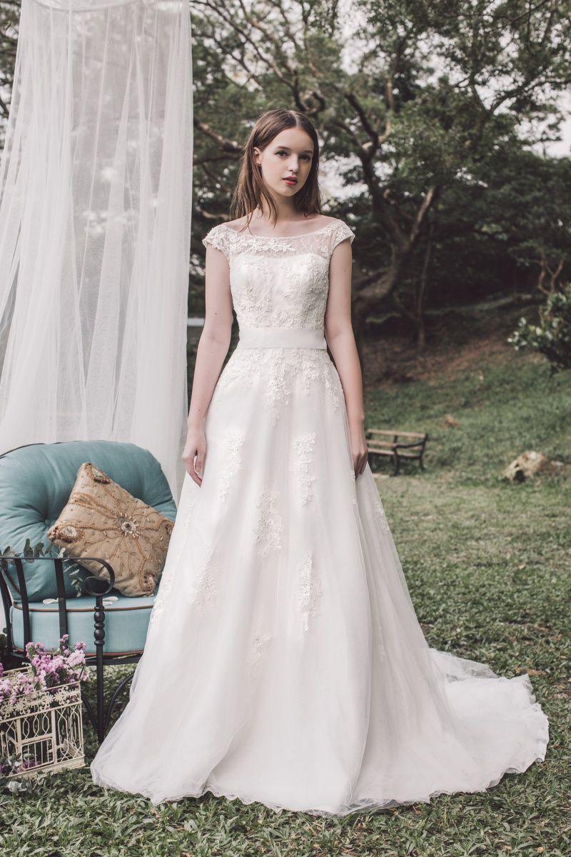 Atelier Lyanna Exquisite beadwork for a special bride