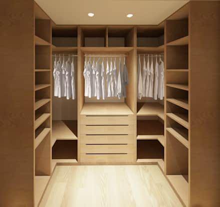 Resultado de imagen para closets modernos para mujeres con for Espejos para dormitorios modernos