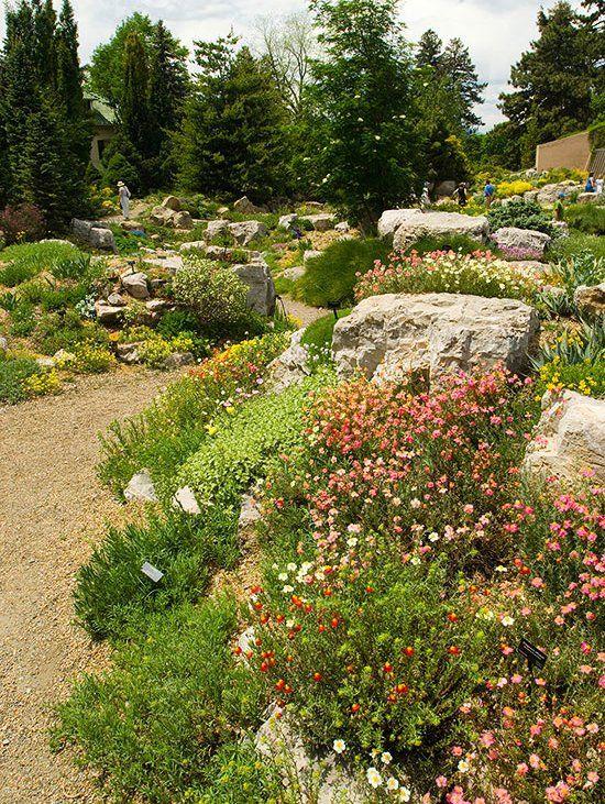 Landscaping Ideas from the Denver Botanic Garden Denver