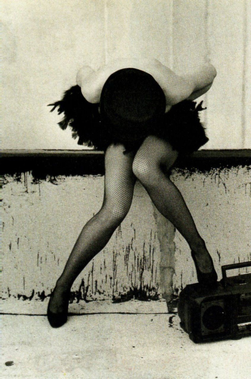 Photographer: Herb Ritts  Model: Madonna