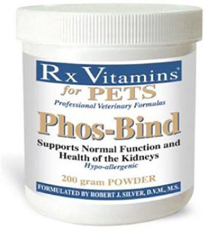 Rx Vitamins Phos-Bind Powder, 200g/One Size *** Click