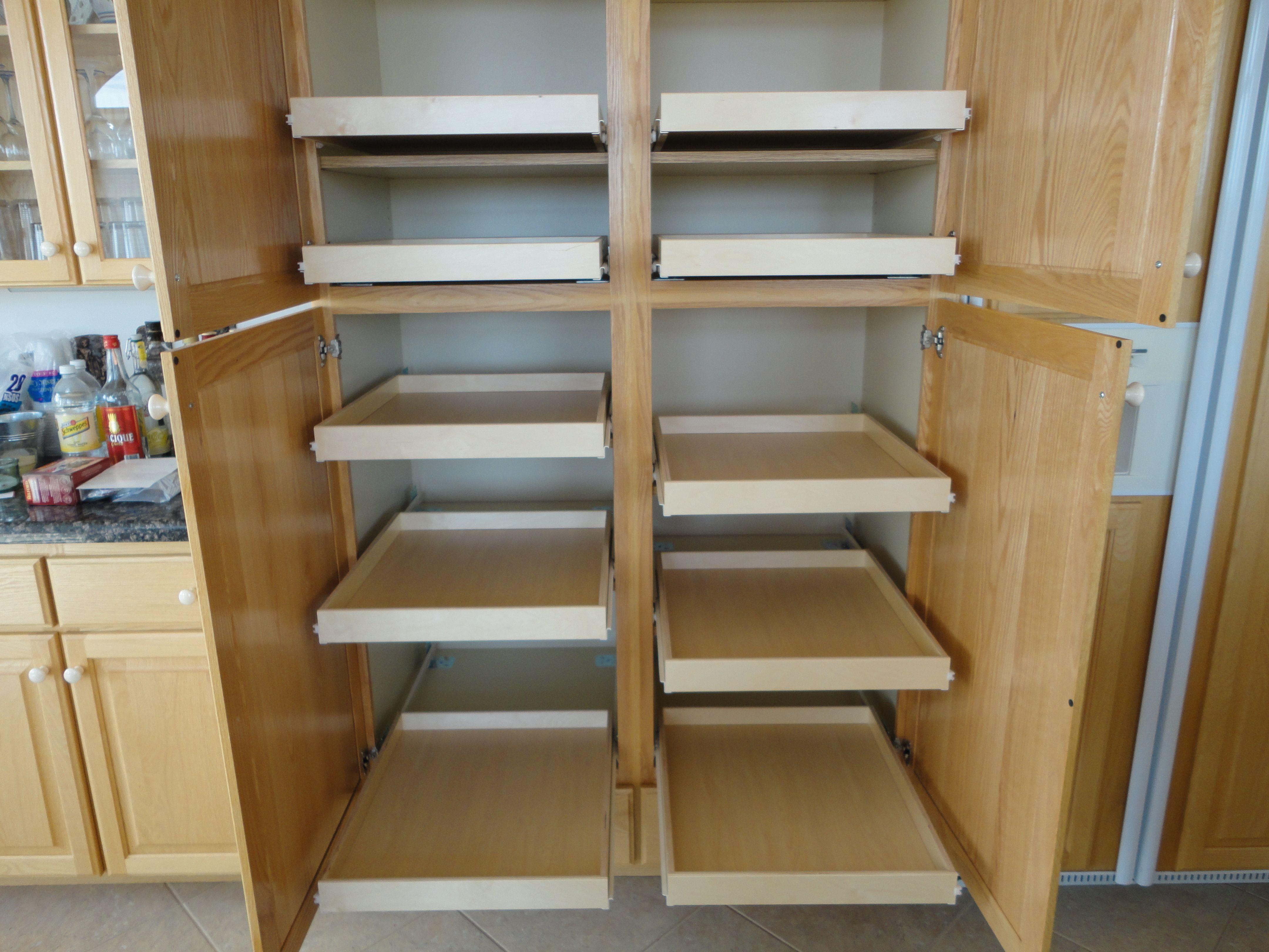 Not Found Slide Out Shelves Shelves Pantry Shelf