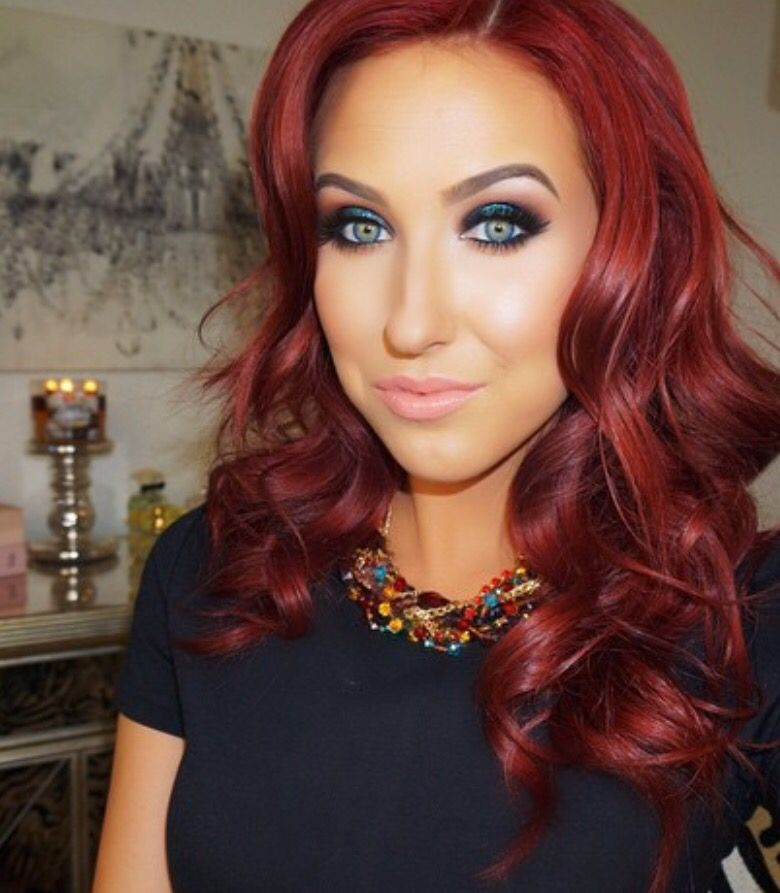 Makeup Tutorial For Green Eyes And Red Hair