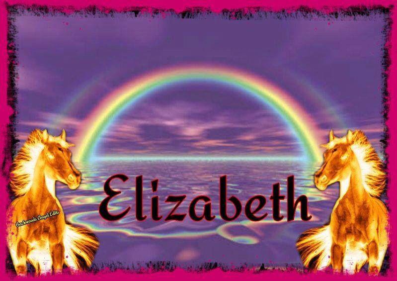 Elizabeth name tattoo designs baby girl names elizabeth