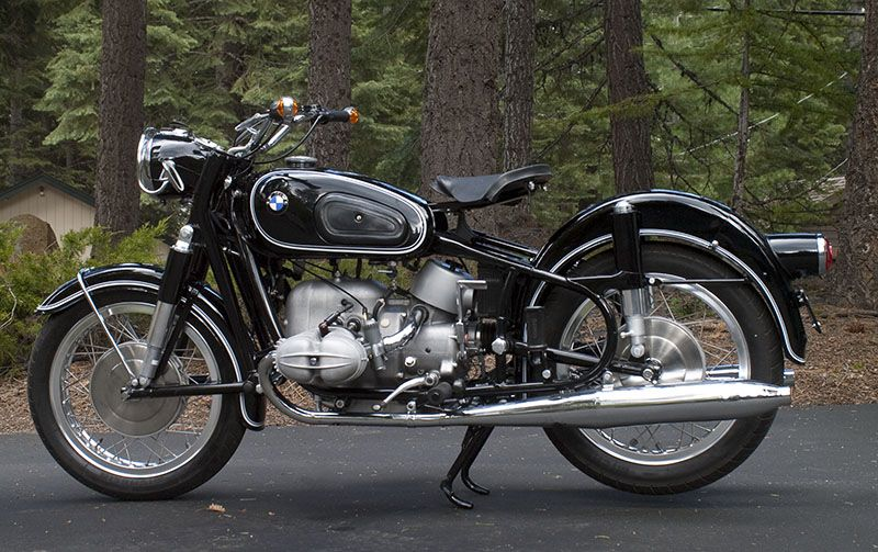 1966 R69s 12volt Conversion Vintage Bmw Motorcycle Owners Bmw