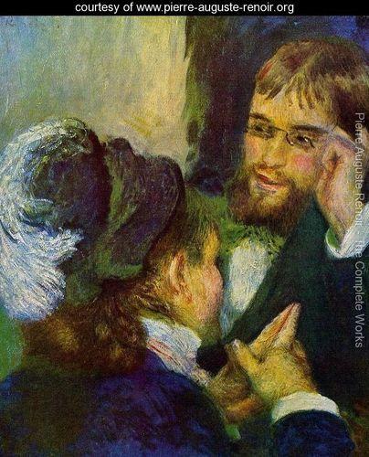 Conversation - Pierre Auguste Renoir