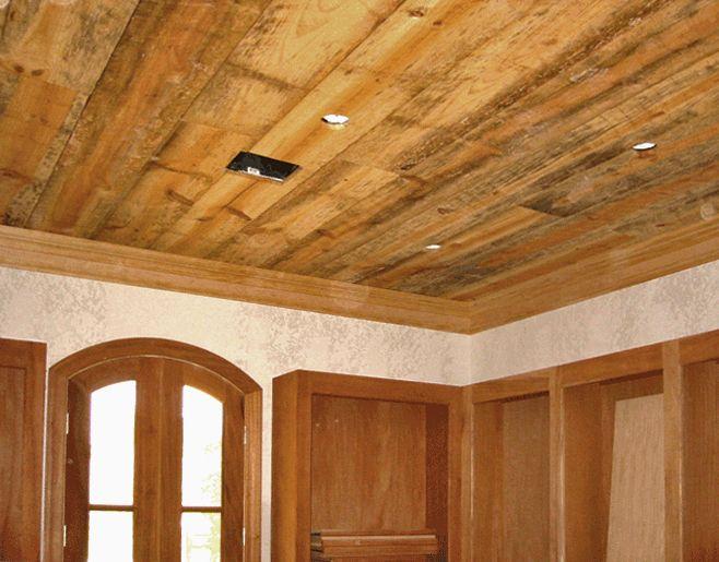 Sustainable Wood Ceilings Wood Ceilings Barn Wood Ceiling