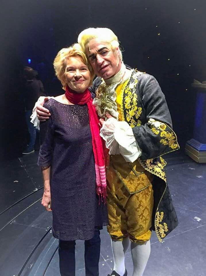 Martine Bijl & Tony Neef #BeautyBeastNL