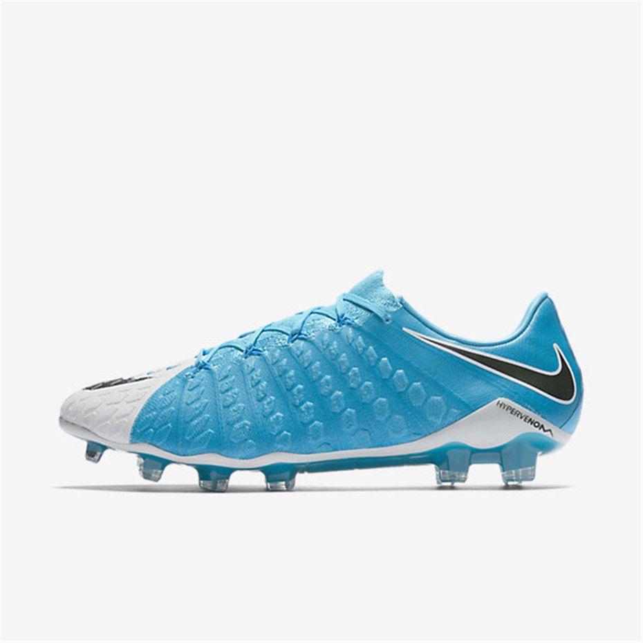 06fa28830c57 Nike Hypervenom Phantom 3 FG (Photo Blue   White   Chlorine Blue   Black)