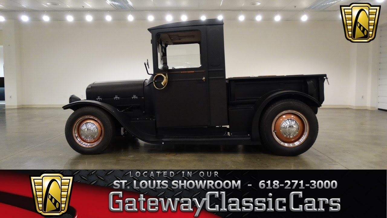 6901 1924 Ford Model T Gateway Classic Cars St Louis Youtube