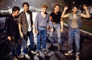 The Outsiders, 1983. Costume Designer Unknown