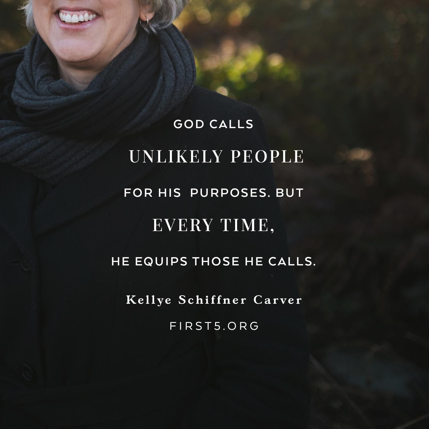 Embrace The Unexpected First5 God Can And Does
