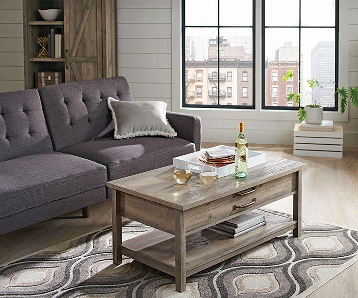 Home Affordable Furniture Coffee Table Modern Farmhouse